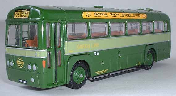 23202 AEC Modernised RF GREEN LINE