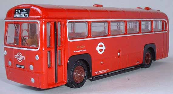 23304 AEC RF LONDON TRANSPORT