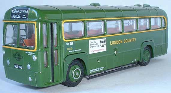 23310DL AEC RF Bus LONDON COUNTRY.