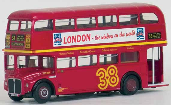 15639 RM Routemaster LONDON TRANSPORT