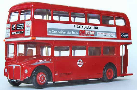 15624 AEC Routemaster Park Royal G.M.BUSES