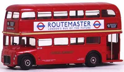 30303 RM2 ROUTEMASTER PROTOTYPE London Transport.