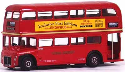 30303SB RM2 ROUTEMASTER PROTOTYPE Showbus 2004 Model.
