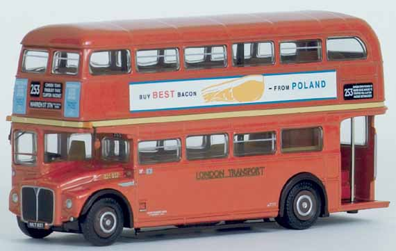 31501	RM Routemaster		(Revised Tooling) THE ROUTEMASTER SERIES.