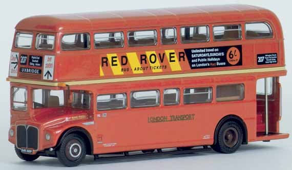 31901	RML Routemaster		(Revised Tooling) THE ROUTEMASTER SERIES.