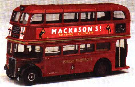 16405 AEC RT BUS London Transport