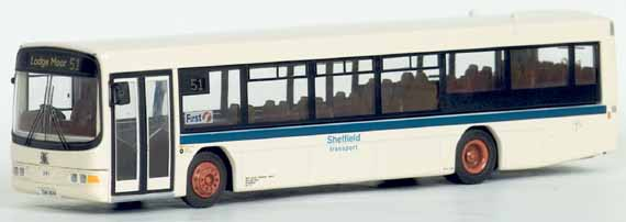 SHEFFIELD TRANSPORT Volvo B10BLE Wright Renown.