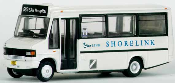 TX14C Shorelink Mercedes 709