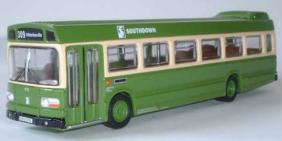 17212 Leyland National MKI Long SOUTHDOWN