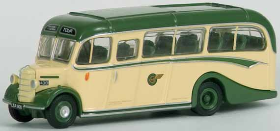 SOUTHERN NATIONAL Bedford OB Duple Coach