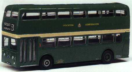 18107DL XA Leyland Atlantean STOCKTON CORPORATION.