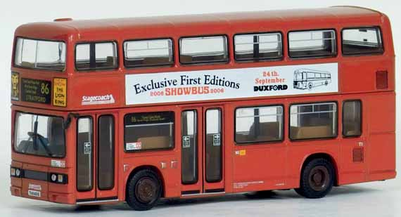 28814SB   Leyland Titan		STAGECOACH EAST LONDON SHOWBUS 2006