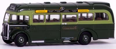 29902 AEC Regal 10T10 GREEN LINE.