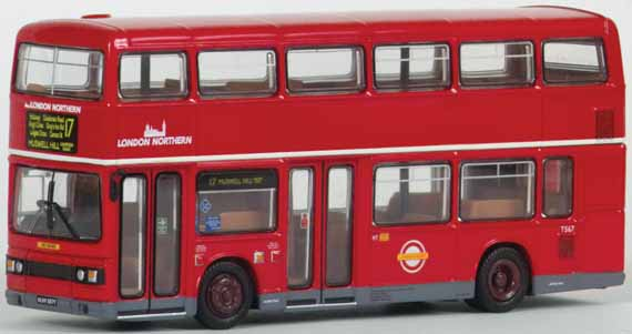 28817 LEYLAND TITAN 2 DOOR London Northern Buses