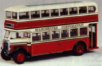 27306DL Leyland TD1 Closed Rear MANCHESTER CORPORATION