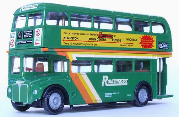 15615 AEC Routemaster UNITED COUNTIES.