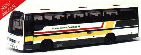 26701 Plaxton Paramount 3500 UNITED WELSH COACHES.