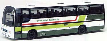 26701DL Plaxton Paramount 3500 UNITED WELSH COACHES.