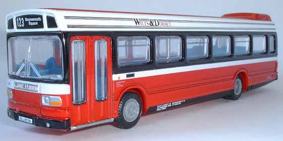 17204 WILTS & DORSET Leyland National.