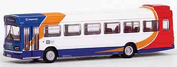 17216 Leyland National Mk1 Long STAGECOACH.