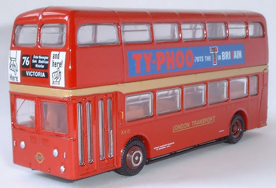 18101 Leyland Atlantean Park Royal Double Deck Bus LONDON TRANSPORT.