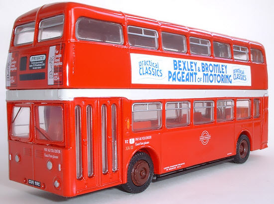 18108C Leyland Atlantean Park Royal Double Deck Bus LONDON TRANSPORT.