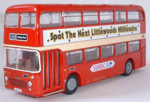 20305DL Bristol VR II YORK CITY & DISTRICT.