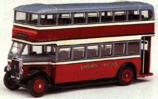 27303 Leyland TD1 Closed Rear YORKSHIRE TRACTION.