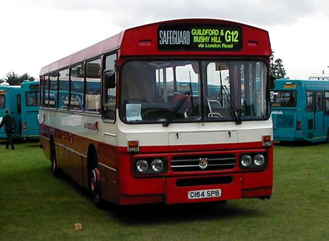 Safeguard Leyland Tiger Duple