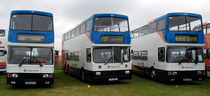 Stagecoach United Counties 600 and Stagecoach East Kent 297