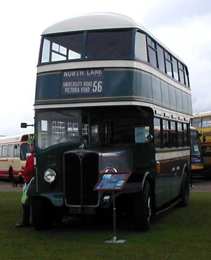 Leeds Corpoation AEC Regent I