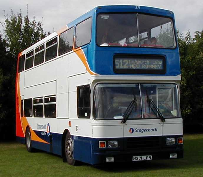 Stagecoach East Kent Volvo Olympian Alexander 371