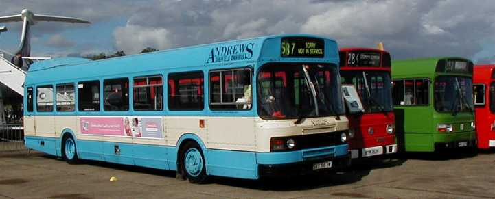 Andrews of Sheffield Leyland National 2