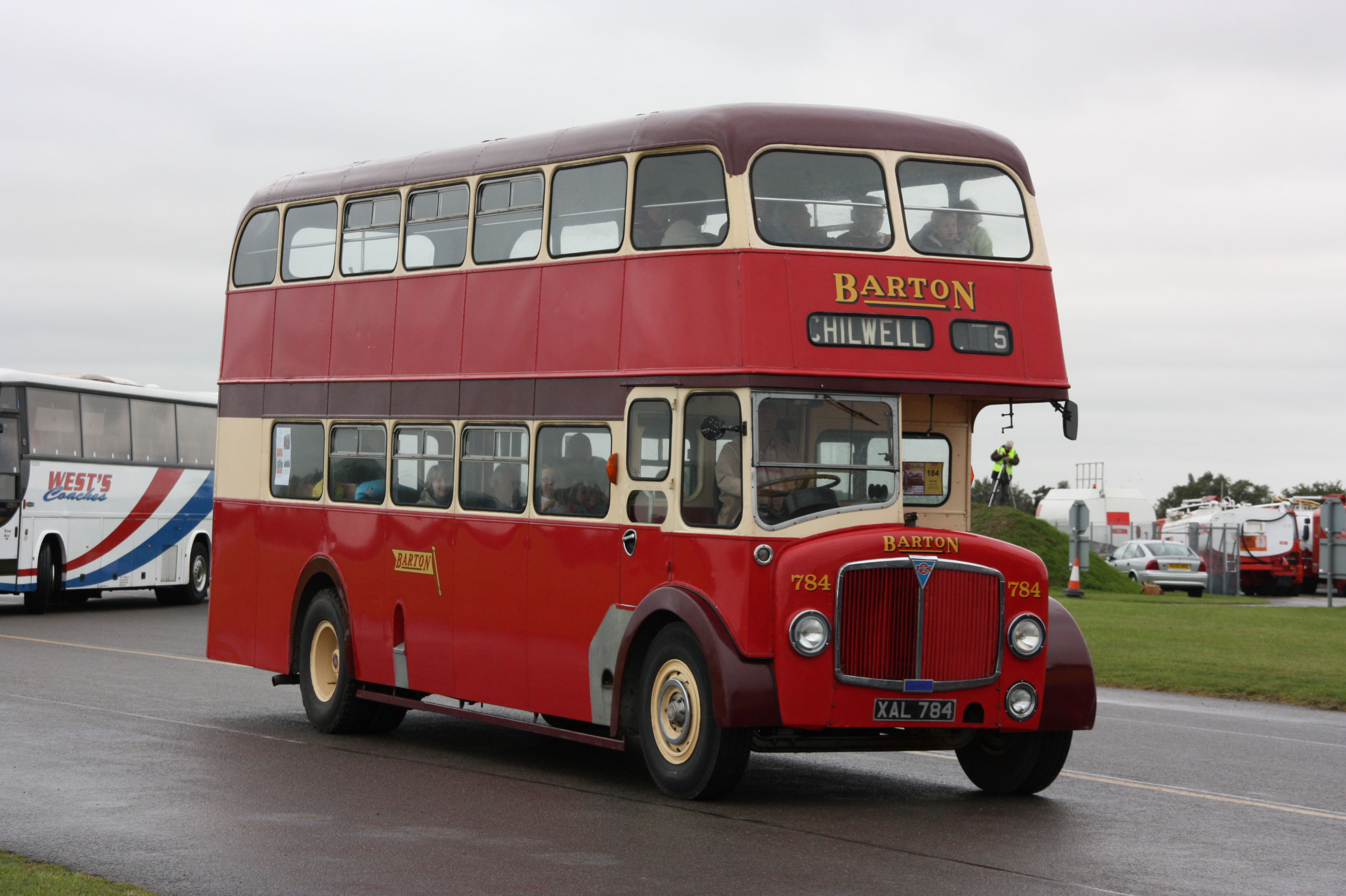 Barton Northern Counties AEC Regent V