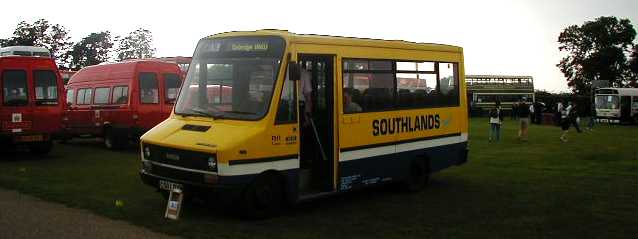 Southlands Iveco