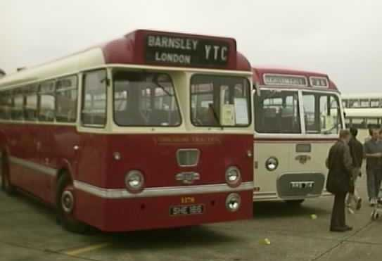 Yorkshire Traction Leyland Tiger Cub MCW