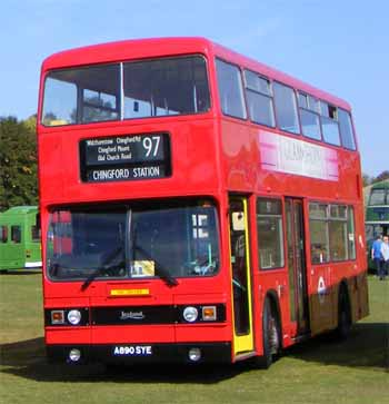 London Transport Leyland Titan