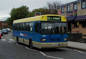 The Shires National Greenway 3045 IIL4822