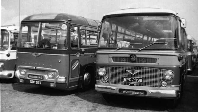 Safeguard Bedford Duple Super Vega