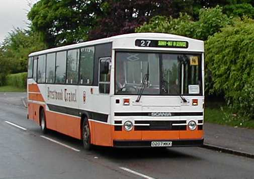Prestwood Travel Scania East Lancs
