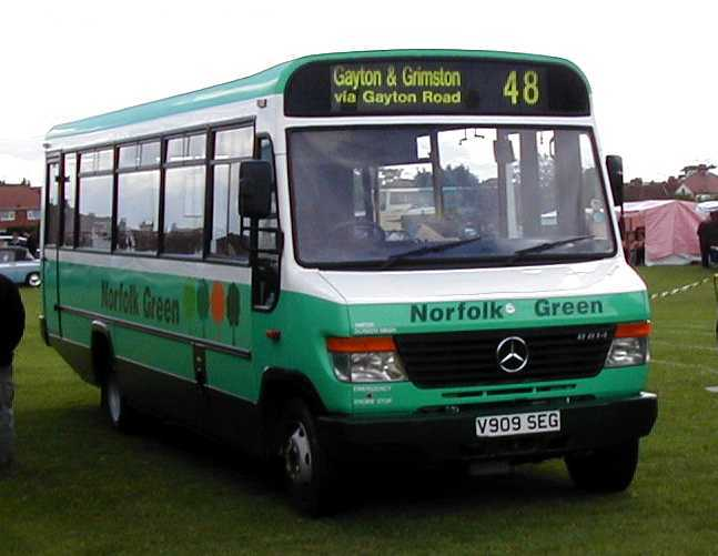 Norfolk Green Beaver 2