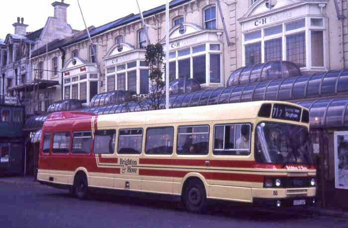 Brighton & Hove Leyland National 2 C455OAP