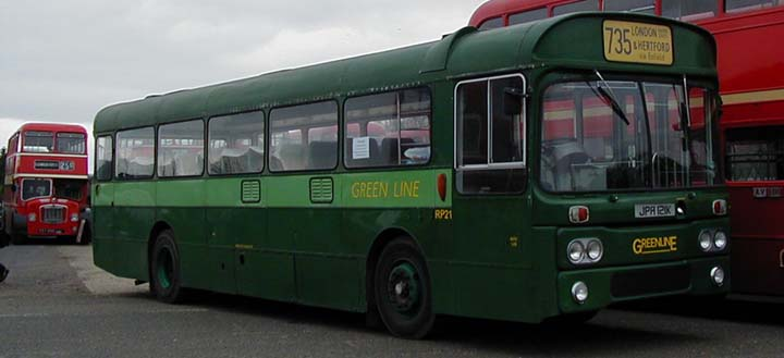 Green Line RP21