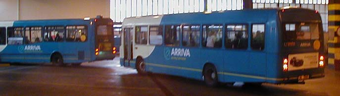 Arriva the Shires National Greenway