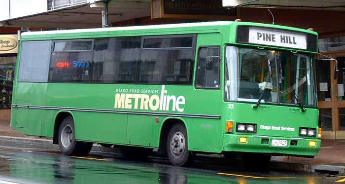 Metroline Isuzu Journey 22