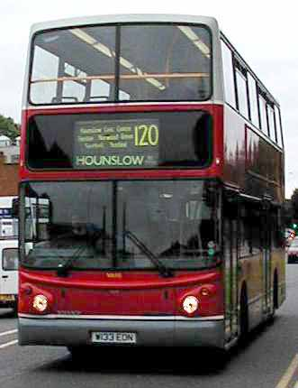 London United Volvo B7TL