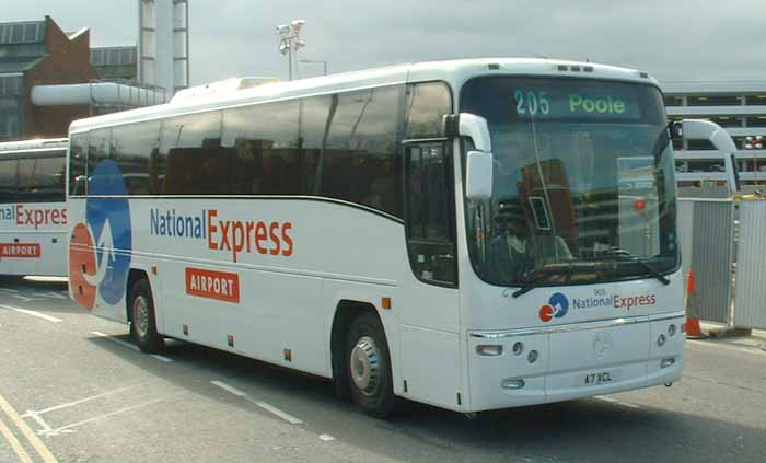 National Express Volvo B10M