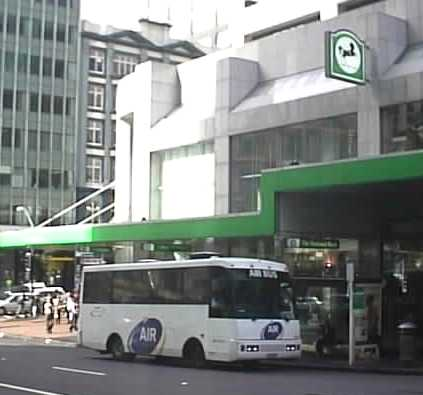Stagecoach Auckland Isuzu Air bus