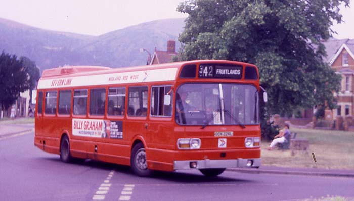 First Midland Red Leyland National
