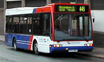 TWM Optare Excel